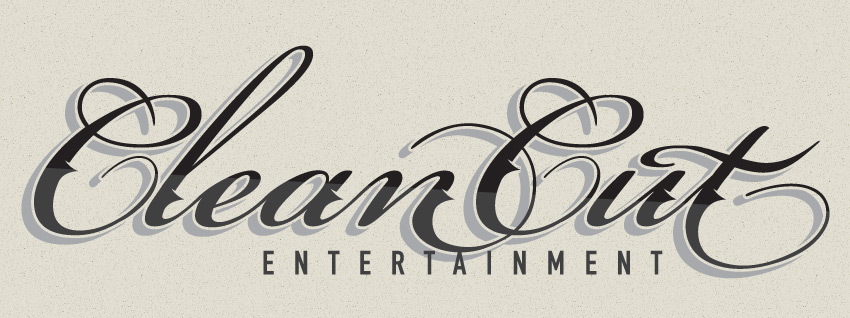 Clean Cut Entertainment logo sample